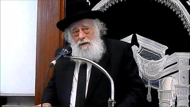 """הפילוג הליטאי • הרב לוין: """"עשו אותנו פסולים לעדות"""""""